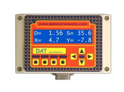 DAT instruments, JET SDP - J, medición de inclinación y profundidad