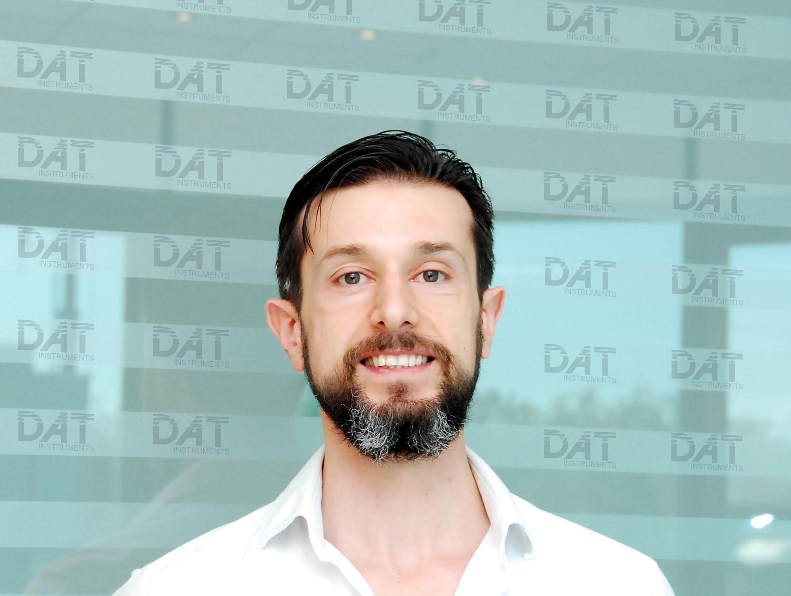 DAT instruments, registrador de datos para Geotecnia y Fundaciones Especiales, Amedeo Valoroso