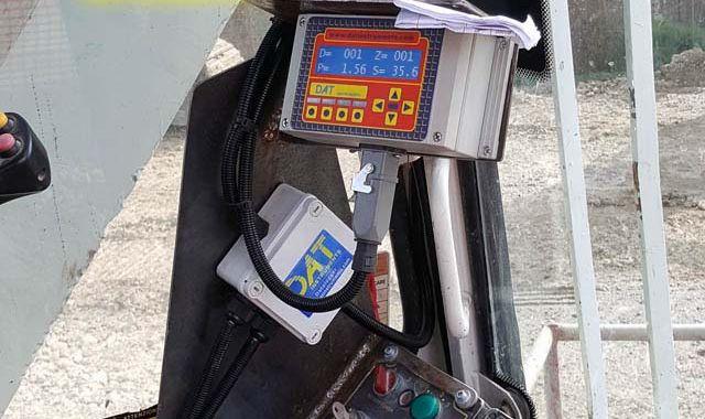 DAT instruments, Italia, JET SDP - J, datalogger