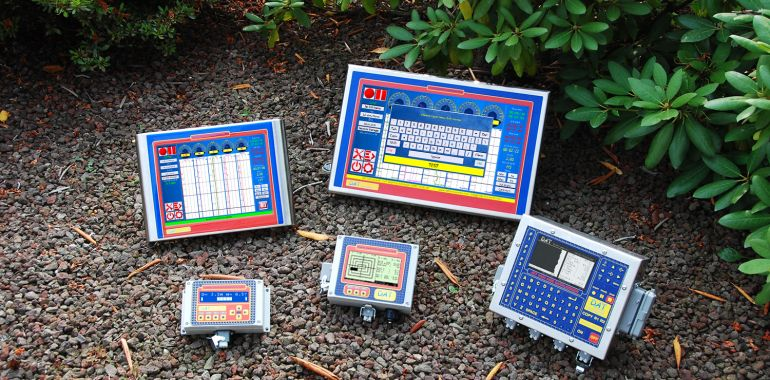 DAT instruments, datalogger, productos