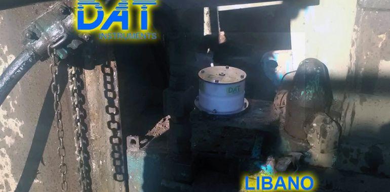 DAT instruments, Beirut, consolidacion subterranea