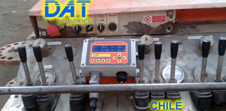 DAT instruments, Chile, 2014, perforaciones, JET SDP - IB, en uso