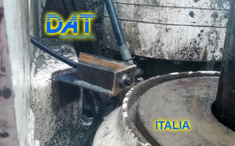 DAT instruments, DAT TinyLog, datalogger para CFA, pilotes de barreina continua, registrador, JET ROT, sensor de velocidad de rotacion