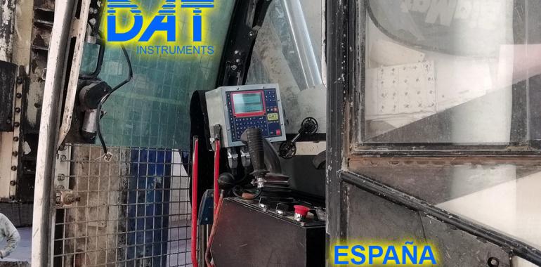 DAT instruments, JET 4000 AME J MM, datalogger, perforadora, España