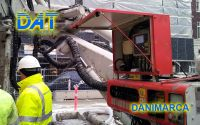 DAT instruments, drilling, jetgrouting, Cityringen, Copenhagen, esecuzione lavoro