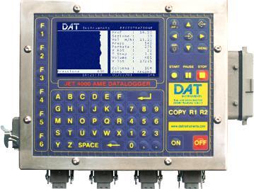 DAT instruments, datalogger per: Jet grouting - Iniezioni di cemento - Pali valvolati - Trivellazioni - DAC test - CFA - Deep mixing - Soil mixing - Vibroflottazione - Diaframmi - Prove Lugeon, data logger per vibroflottazione