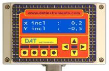 JET SDP inclinazione, controllo verticalità, visualizzazione inclinazione