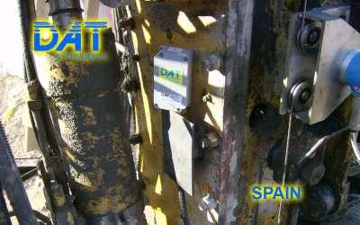 DAT instruments, DAT INCL XY, sensore di inclinazione biassiale, Spagna