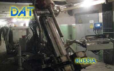 DAT instruments, JET 4000 AME / J, datalogger per perforazioni, Russia