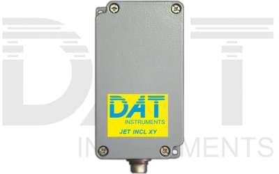 DAT instruments, JET INCL XY, sensore di inclinazione sui due assi X e Y