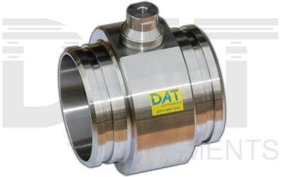 DAT instruments, JET P SEP / CFA, salvamanometro passante per elica continua