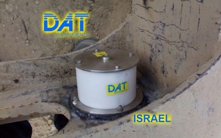DAT instruments, Israel, dWalls, JET DSP 100 - D, JET WXYZ, inclinometer