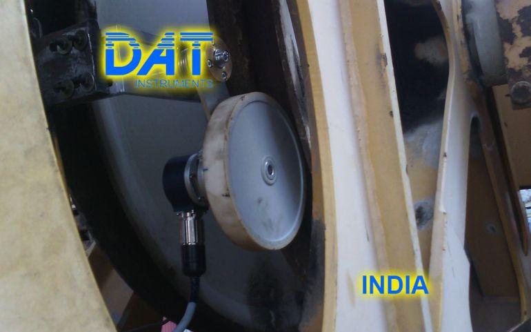 DAT instruments, India, Scavo di diaframmi, Sensore di profondità, JET DEPTH2, JET DSP 100 D, Idrofresa,