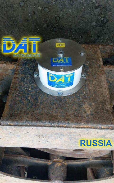 DAT instruments, Russia, JET DSP 100 D, scavo di diaframmi, JET WXYZ, sensore inclinazione, inclinometro zoom