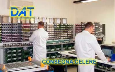 DAT instruments, servizi, consegna celere