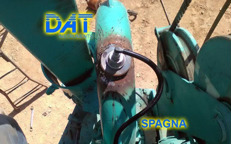 DAT instruments Spagna 2018 Datalogger CFA JET P SEP CFE salvamanometro