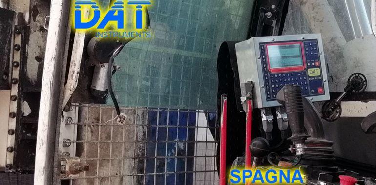 DAT instruments, datalogger, soil mixing, JET 4000 AME J MM