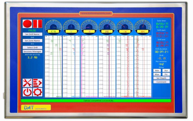DAT instruments, DAT WideLog, registratore, JetGrouting, Jet Grouting (monofluido, bifluido, trifluido), strumenti per palificazione, trasduttore, digitalizzazione, certificazione