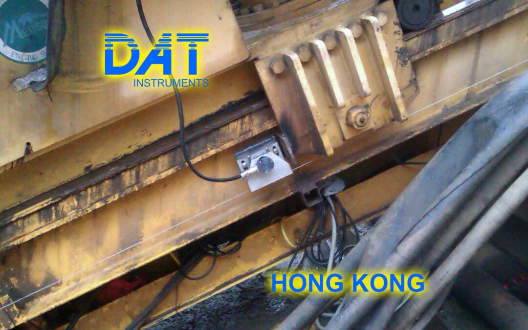 DAT instruments, perforazioni orizzontali, JET 4000 AME J, DAT TinyLog, JET DEPTH, sensore profondità, Hong Kong