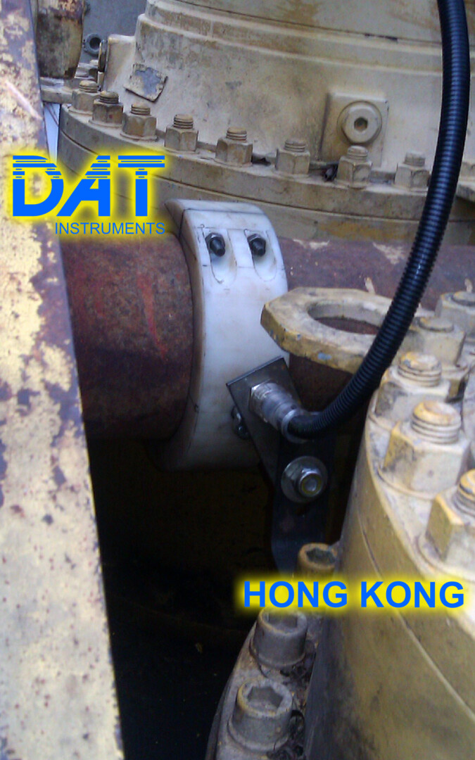DAT instruments, perforazioni orizzontali, JET 4000 AME J, DAT TinyLog, JET ROT, sensore di rotazione, Hong Kong