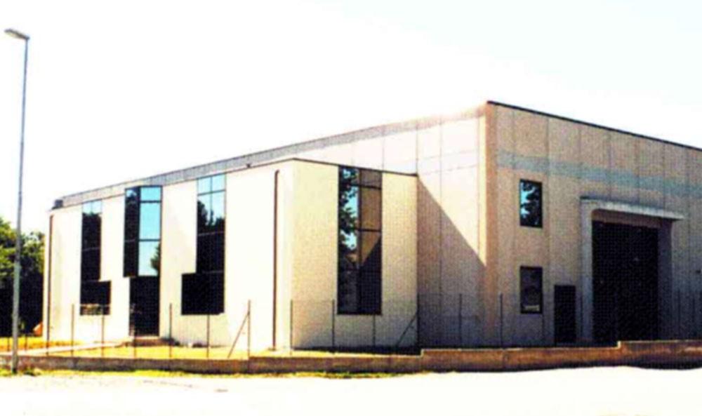 DAT instruments, prima sede uffici e laboratorio, 20 anni di DAT instruments